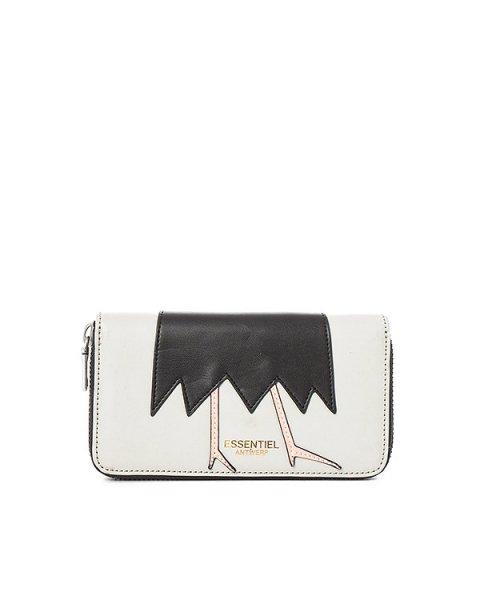 кошелек из искусственной кожи с декором артикул MELINDA марки Essentiel купить за 3300 руб.