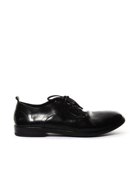 ботинки из натуральной гладкой кожи артикул MM1427 марки Marsell купить за 34700 руб.