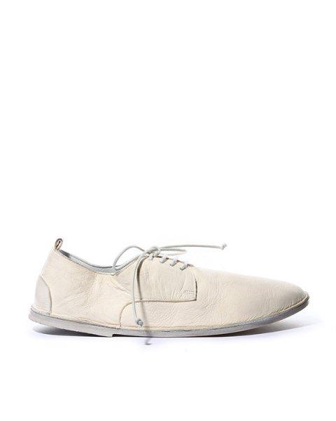 туфли из натуральной мягкой кожи артикул MM1449M марки Marsell купить за 37400 руб.