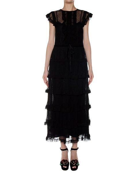 платье  артикул MR3VA04R марки Valentino Red купить за 80600 руб.