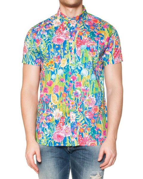 рубашка  артикул MSR9ZCL-CSC047 марки CAPRI купить за 6200 руб.