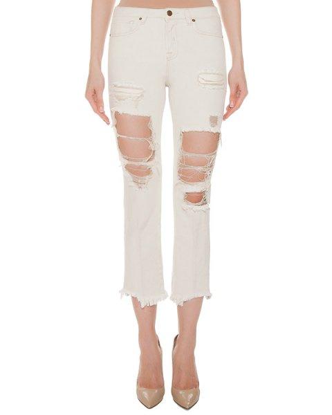джинсы  артикул N17MV марки 2M2W купить за 17300 руб.