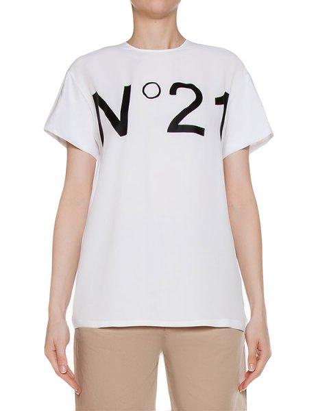 футболка  артикул N2MF011-4157 марки № 21 купить за 12300 руб.