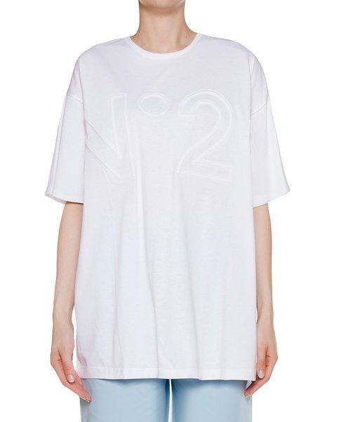 футболка  артикул N2MF999 марки № 21 купить за 15800 руб.