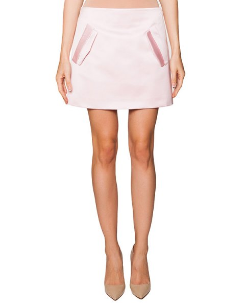 юбка из плотной ткани  артикул N2SC131 марки № 21 купить за 16800 руб.