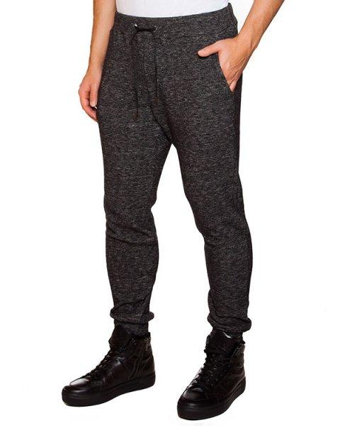 брюки в спортивном стиле из мягкого трикотажа артикул OBW15261P106 марки Obvious Basic купить за 11800 руб.