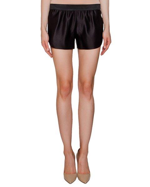 шорты из гладкого шелка с эластичным поясом артикул P014340 марки Graviteight купить за 14400 руб.