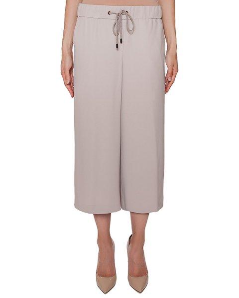 брюки укороченные, свободного кроя артикул P04177 марки Peserico купить за 23000 руб.
