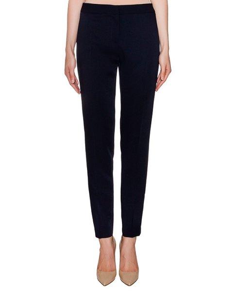 брюки прямого кроя из плотной гладкой ткани артикул P309CGS марки Dice Kayek купить за 48500 руб.