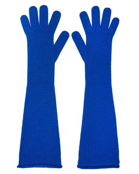 перчатки длинные, из мягкой шерсти артикул P5I138 марки SEMI-COUTURE купить за 2700 руб.