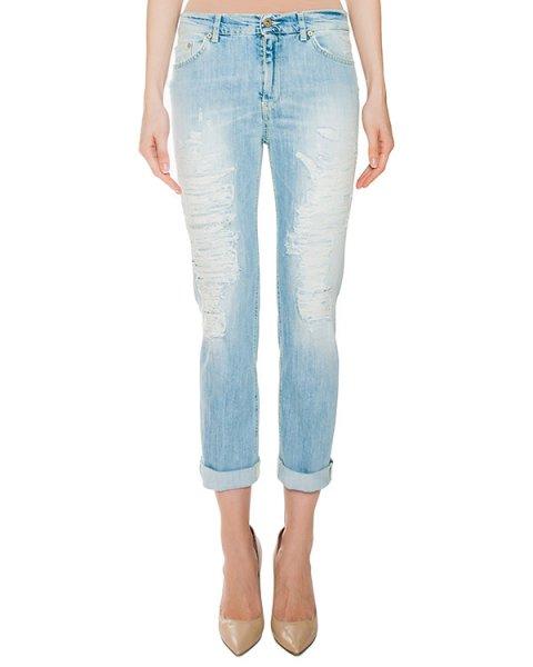 джинсы  артикул P611-O58 марки DONDUP купить за 19000 руб.