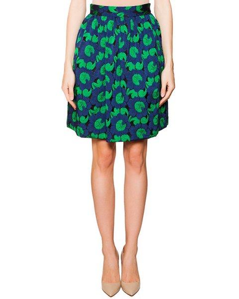 юбка с цветочной вышивкой артикул PAPRIKA620110 марки P.A.R.O.S.H. купить за 9900 руб.