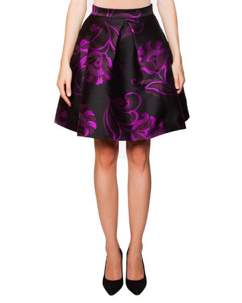 юбка с цветочным узором артикул PHILOMEN620084 марки P.A.R.O.S.H. купить за 10900 руб.