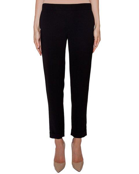 брюки зауженного кроя из тонкой ткани артикул PIRATAX230125 марки P.A.R.O.S.H. купить за 14500 руб.