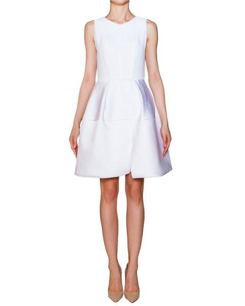 платье с пышной юбкой, выполнено из плотного атласа артикул PS1160002564 марки Dice Kayek купить за 54300 руб.