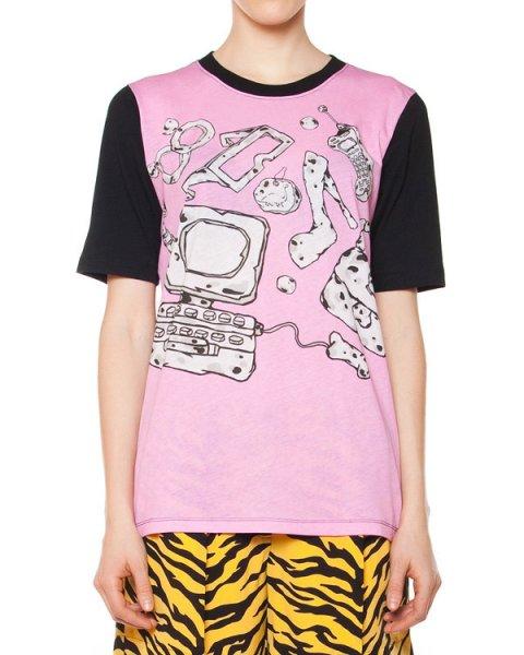 футболка  артикул R1B1203 марки CHEAP & CHIC купить за 5600 руб.