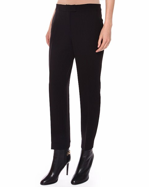брюки с посадкой на талии, длиною семь восьмых артикул RA0301 марки CHEAP & CHIC купить за 11800 руб.