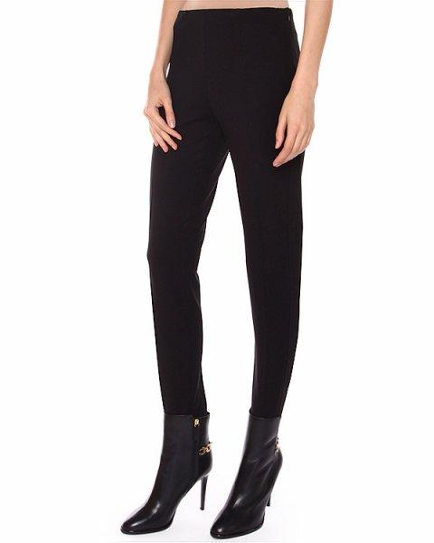 брюки прилегающего силуэта, с посадкой на талии артикул RA0306 марки CHEAP & CHIC купить за 9600 руб.