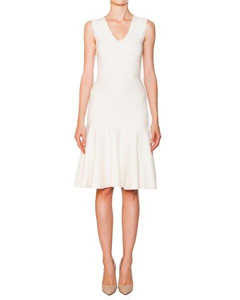 платье расклешенного силуэта из эластичного трикотажа артикул RAMY550502 марки P.A.R.O.S.H. купить за 10100 руб.