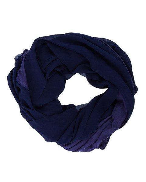 шарф из мягкого хлопка и шелка артикул RDSC376/13 марки ROQUE ILARIA NISTRI купить за 10500 руб.