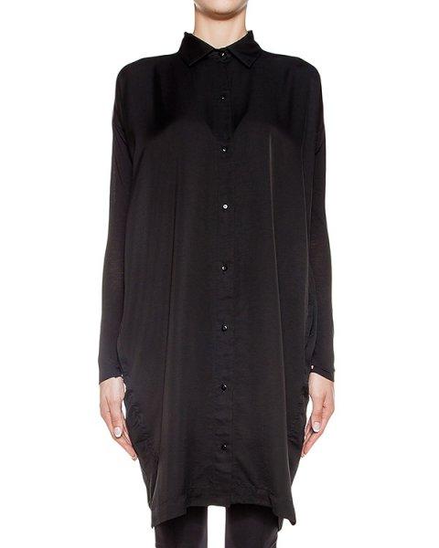 платье свободного кроя из легкой ткани артикул REAX466/11 марки ROQUE ILARIA NISTRI купить за 25600 руб.