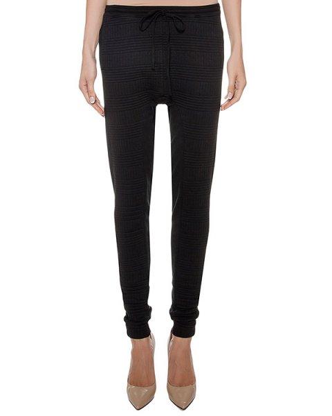 брюки из хлопкового трикотажа артикул REPY489/3 марки ROQUE ILARIA NISTRI купить за 17600 руб.