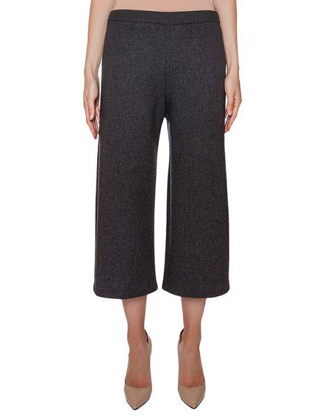 брюки кюлоты из мягкого трикотажа и шерсти артикул RYAN230109 марки P.A.R.O.S.H. купить за 14500 руб.