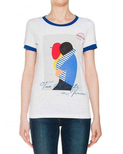 футболка  артикул S007-O90 марки DONDUP купить за 8000 руб.