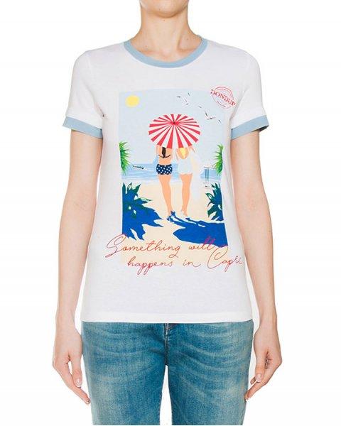 футболка  артикул S007-O92 марки DONDUP купить за 8000 руб.