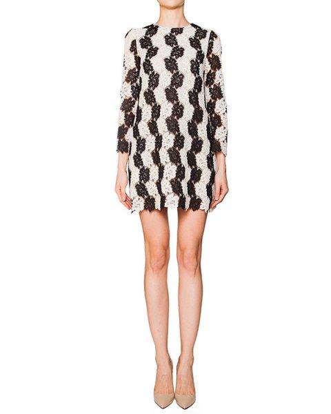 платье из хлопкового кружева; подкладка из эластичной ткани артикул S16JAB611RIG марки SI-JAY купить за 16200 руб.