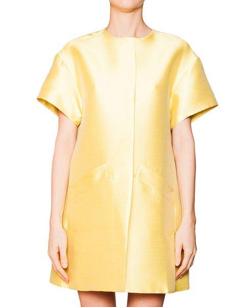 пальто свободного кроя из плотной фактурной ткани с шелком артикул S16JJK606UNI марки SI-JAY купить за 16200 руб.