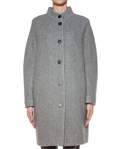 пальто из плотной шерстяной ткани артикул S21244 марки Peserico купить за 53600 руб.