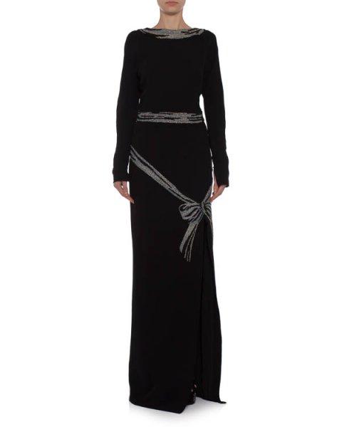платье  артикул S44CT0272 марки VIKTOR & ROLF купить за 92300 руб.