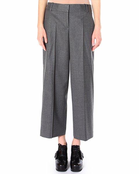брюки кюлоты, расклешенные от линии бедер артикул S45KA0099 марки VIKTOR & ROLF купить за 16100 руб.