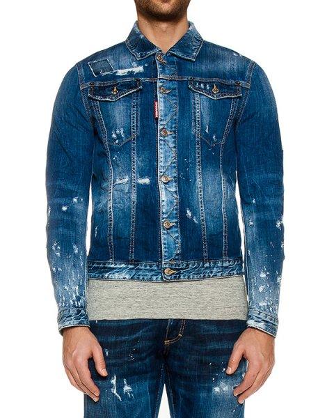 куртка  артикул S71AM0808 марки DSQUARED купить за 46700 руб.