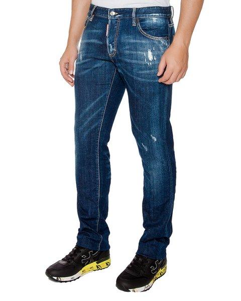 джинсы  артикул S71LB0178 марки DSQUARED купить за 18500 руб.
