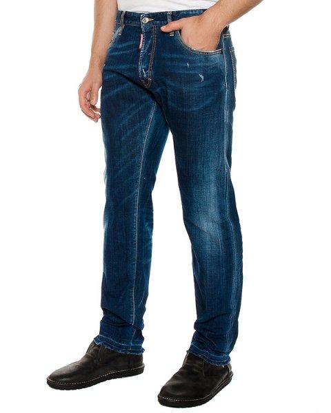 джинсы  артикул S71LB0239 марки DSQUARED купить за 25100 руб.