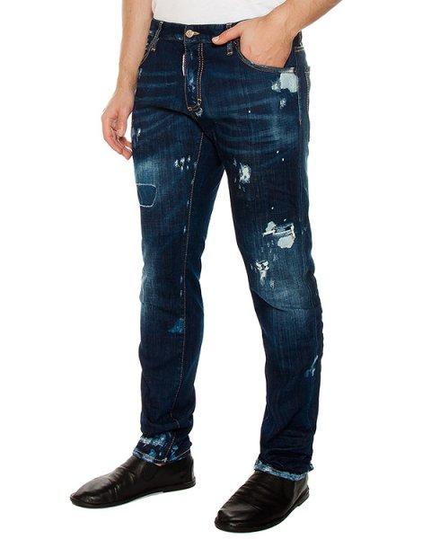 джинсы  артикул S71LB0240 марки DSQUARED купить за 36700 руб.
