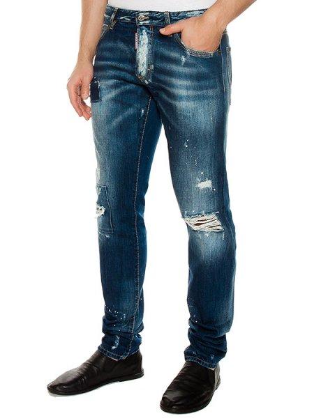 джинсы  артикул S71LB0292 марки DSQUARED купить за 33400 руб.