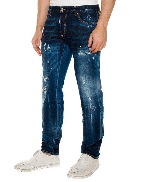 джинсы  артикул S71LB0295 марки DSQUARED купить за 35500 руб.