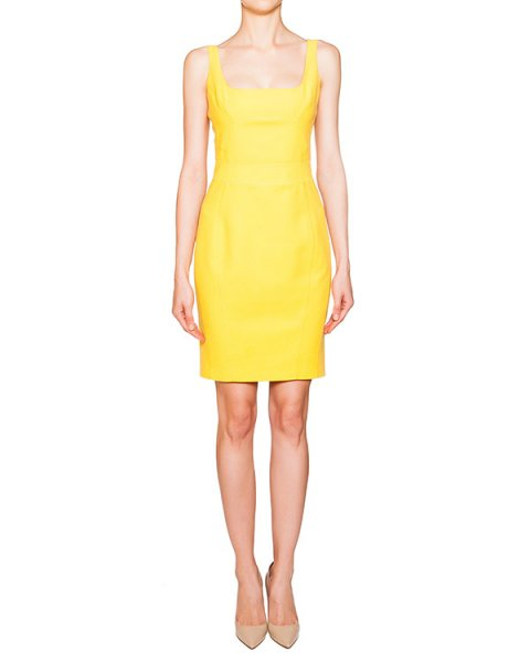 платье  артикул S72CT0798 марки DSQUARED купить за 18600 руб.