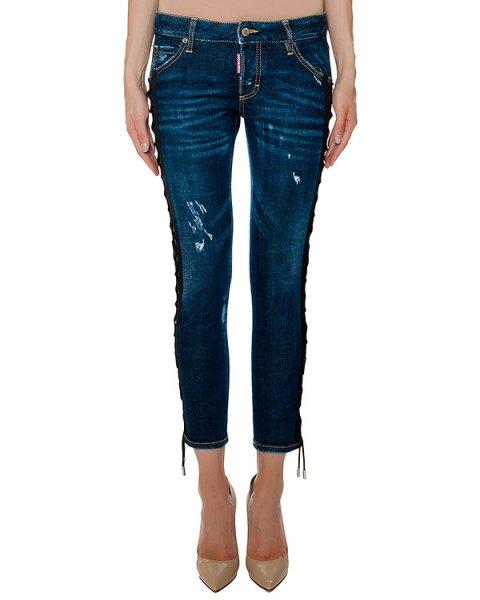 джинсы  артикул S72LA0869 марки DSQUARED купить за 45200 руб.