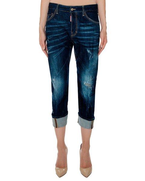 джинсы  артикул S72LA0880 марки DSQUARED купить за 30800 руб.