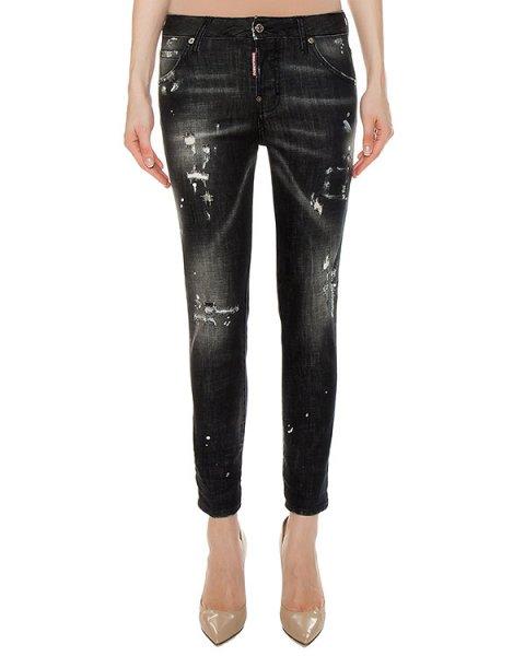 джинсы  артикул S72LA0933 марки DSQUARED купить за 28000 руб.