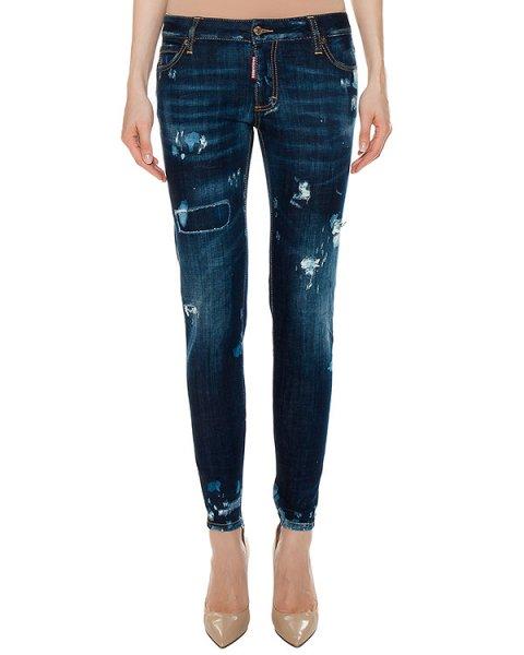 джинсы  артикул S72LA0954 марки DSQUARED купить за 34700 руб.