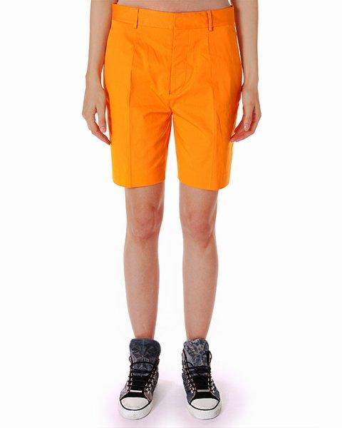 шорты с высокой посадкой и прорезными карманами артикул S72MU0181 марки DSQUARED купить за 7500 руб.