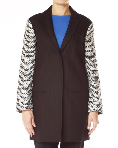 пальто  артикул S7449227 марки DIANE von FURSTENBERG купить за 14300 руб.