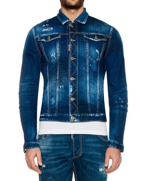 куртка  артикул S74AM0699 марки DSQUARED купить за 40800 руб.