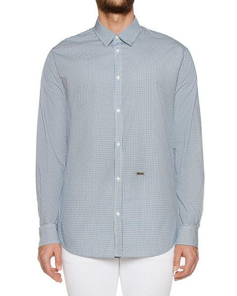 рубашка  артикул S74DM0001 марки DSQUARED купить за 25100 руб.
