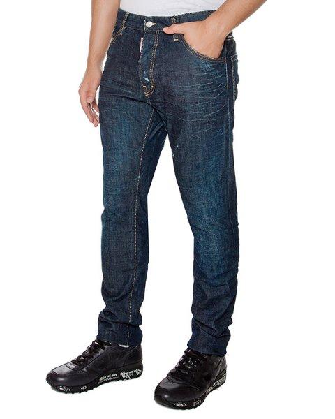 джинсы  артикул S74LA0987 марки DSQUARED купить за 18500 руб.